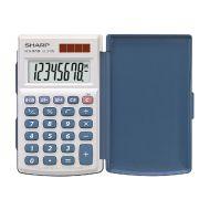 Sharp EL243S HandHeld Calculator (Pack 1)