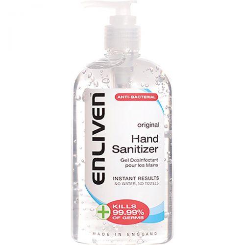 Enliven H/Sanitizer CueMint 500ml (Pack 1)