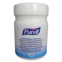 Purell Antimicrobial Wipes 270 Canister (Pack 1)
