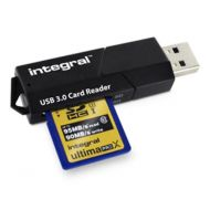 Integral SD/Micros USB 3.0 Card Reader (Pack 1)