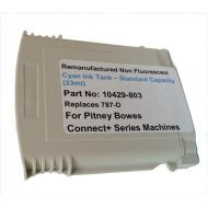 Total Post PB ConnectPlus Inkcart Cyan (Pack 1)