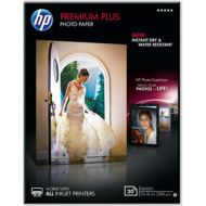 )HP PremGloss Ph/Papr13x18cmPK20 CR676A (Pack 1)