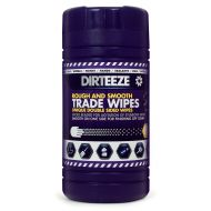 )Rough And Smooth Wipes (Tub Of 80)  (Pack 1)