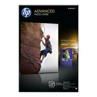 HP Advanced GlossyPhotoPaper PK25 Q8691A (Pack 1)