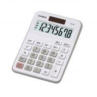 Casio MX-8-WE Desktop Calculator White  (Pack 1)