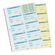 Durable Visitor Book 100 Inserts Refill (Pack 1)