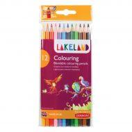 Lakeland Colouring Pencils 33356 PK12 (Pack 1)