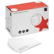 5 Star Office Env PEFC MailMc DL Wdw 500 (Pack 1)