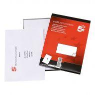 5 Star Office MultiP Lbls 297x210 100Lbs (Pack 1)