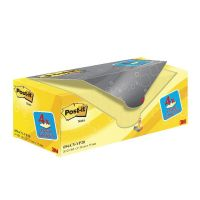 Post-it Notes 76 x 76mm Canary Yellow (Pack of 20) 654CY