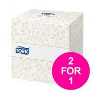 BOGOF - Tork Tissue Cube Pk30 Jan3/20 (Pack 1)