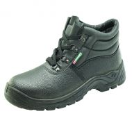 Mid Sole 4 D-Ring Boot Black SZ10