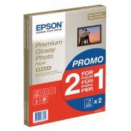 Epson Prem Gloss Photo Ppr A4 Pk15 2For1