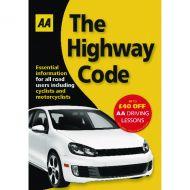 AA Highway Code Book