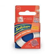 Sellotape Double Sided 15mm Tape Pk12