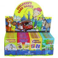 Carta Mundi Childs Card Games Pk24